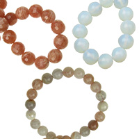 Лунен камък Опал естествени и полускъпоценни камъни