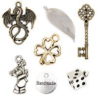 Metal Pendants Jewelry Making