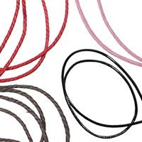 Памучни шнурове от 1 мм до 3 мм