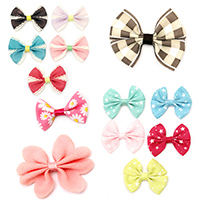 Florist Ribbons & Bowties for Decoration, Clothes, Gift Wrapping, Wedding, DIY, Crafts