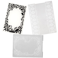 Decorative Embossing Folder