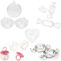 Пластмасови предмети за декориране