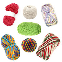 Yarn for Knitting, Embroidery, Craft