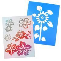 Șabloane pentru relief și colorare