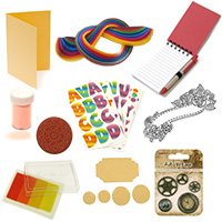 Scrapbooking & Craft Materials