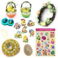Easter accessories and decoration