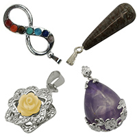Gemstone Pendants, Jewellery Making, Necklaces, Gifts