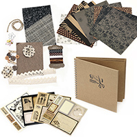 Scrapbooking Album Kits