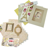 Scrapbooking Photo Frames
